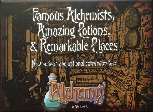 Alchemy!: Famous Alchemists, Amazing Potions, & Remarkable Places