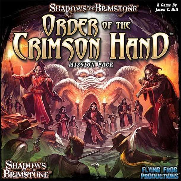 Shadows of Brimstone: Cult of the Crimson Hand Mission Pack