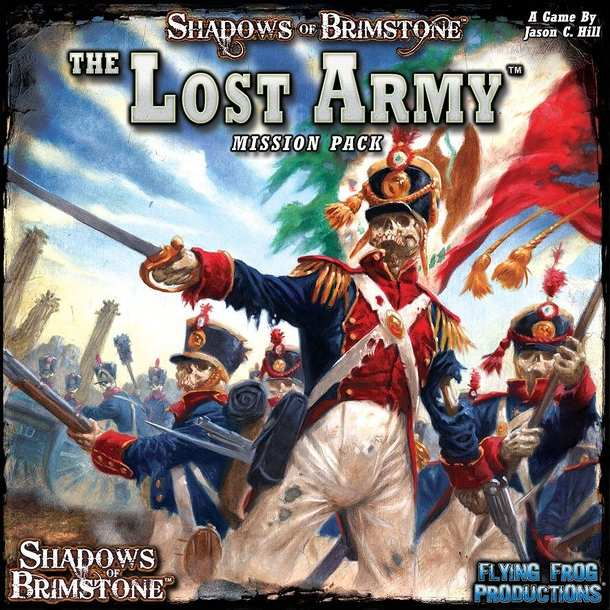 Shadows of Brimstone: Lost Army Mission Pack