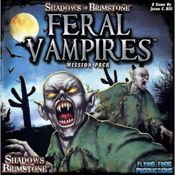 Shadows of Brimstone: Vampire Nest Mission Pack