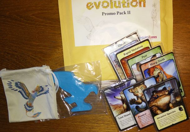 Evolution: Promo Pack II