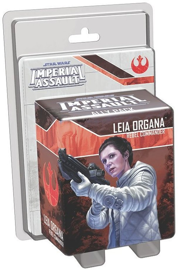 Star Wars: Imperial Assault – Leia Organa Ally Pack