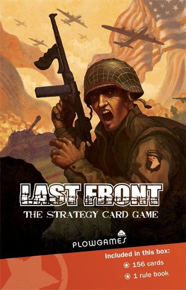Last Front: The Strategy Card Game