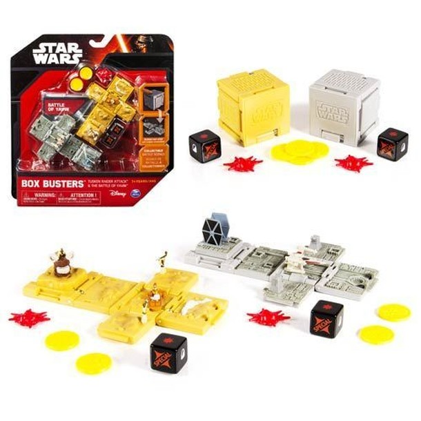 Star Wars: Box Busters – Tusken Raider Attack & The Battle of Yavin
