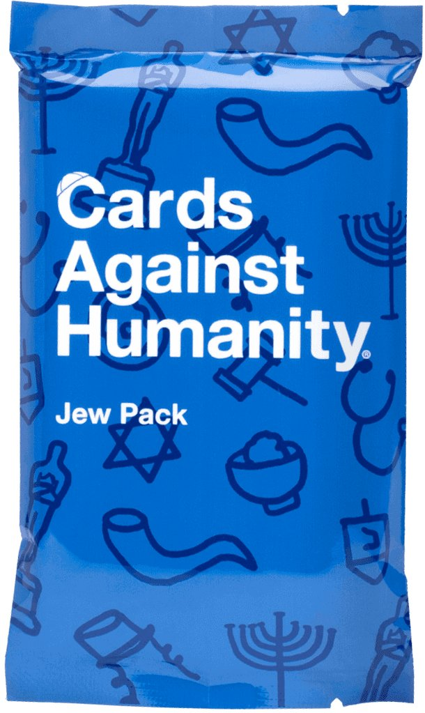 Cards Against Humanity: Eight Sensible Gifts for Hanukkah