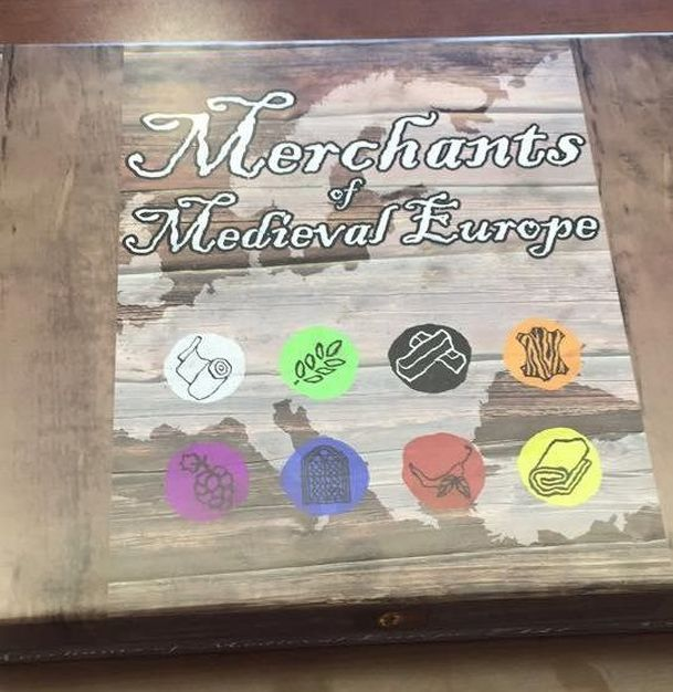 Merchants of Medieval Europe
