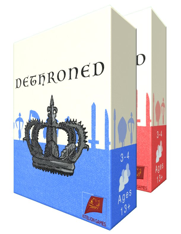 DETHRONED: The Real-Time Combat Card Game