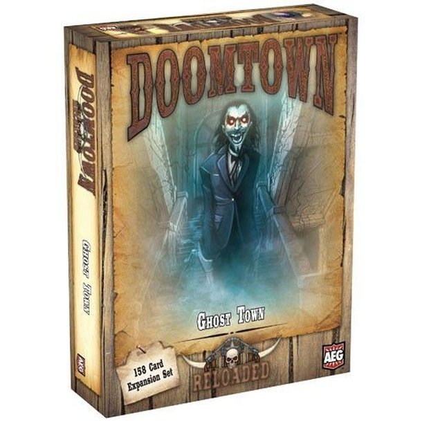 Doomtown: Reloaded – Ghost Town