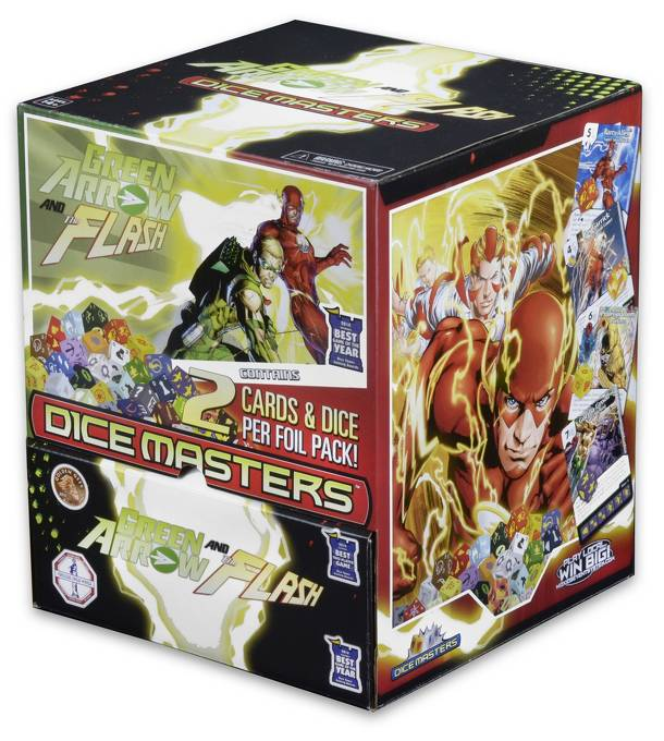 DC Comics Dice Masters: Green Arrow and The Flash