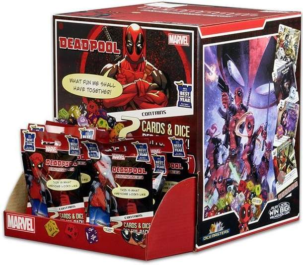 Marvel Dice Masters: Deadpool
