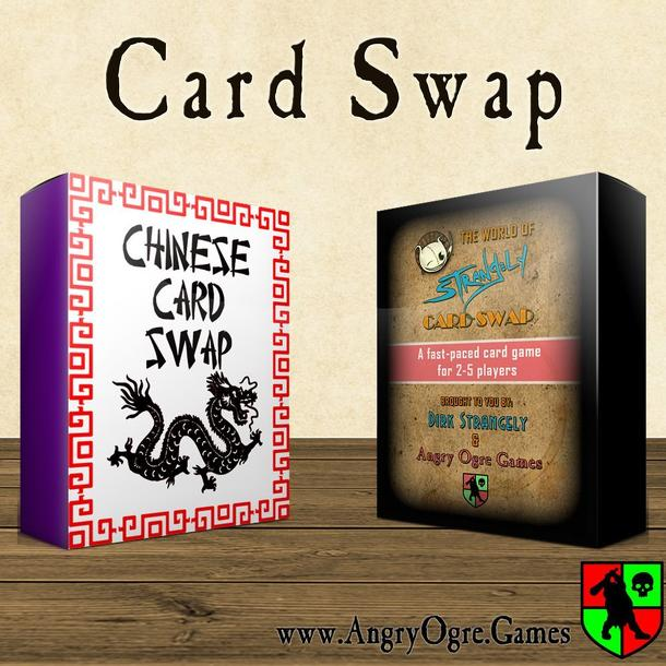 Chinese Card Swap