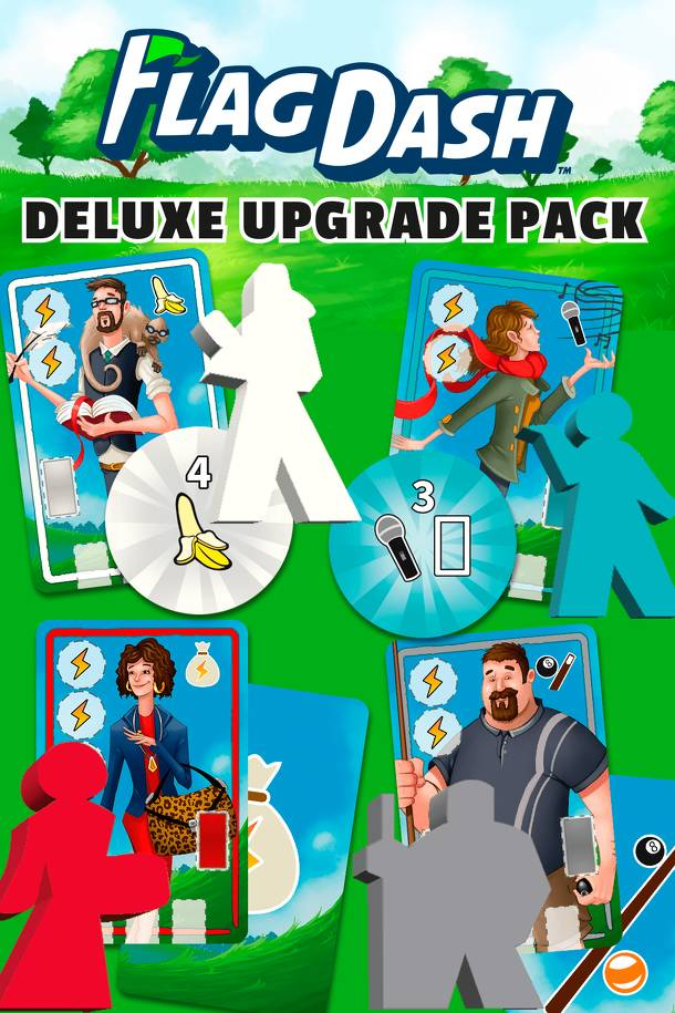 Flag Dash: Deluxe Upgrade Pack