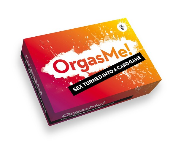 OrgasMe!: Sex turned into a card game