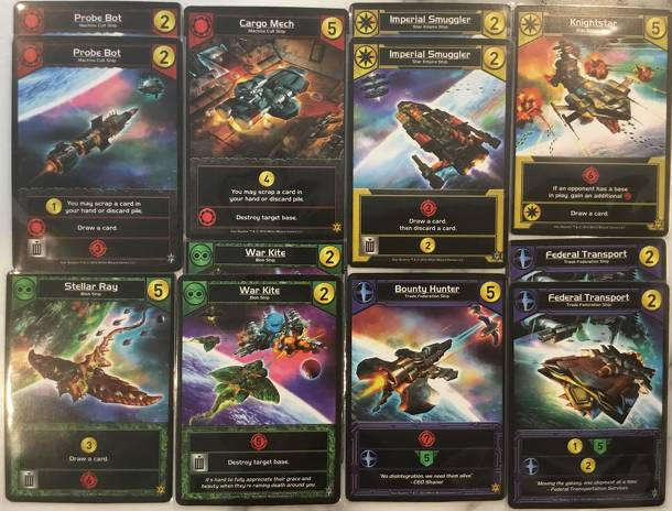 Star Realms: Year Two Promo Cards