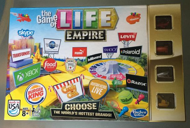 The Game of Life: Empire
