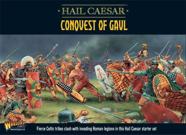 Hail Caesar:  The Conquest of Gaul