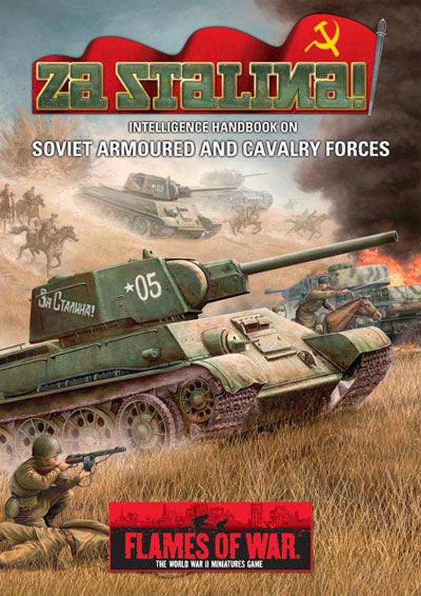 Za Stalina: Handbook on Soviet Armoured and Cavalry forces