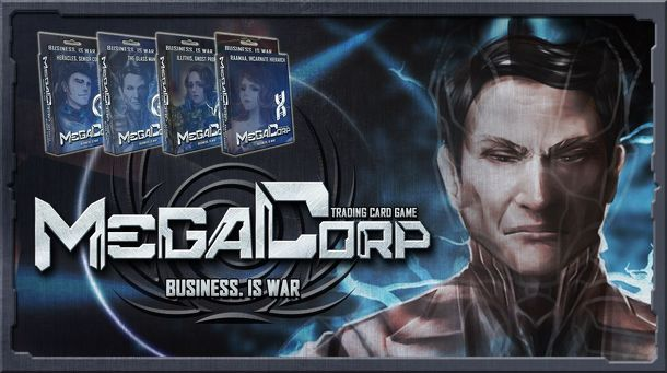 Megacorp Trading Card Game