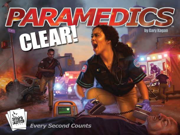 Paramedics:  Downtown Chicago
