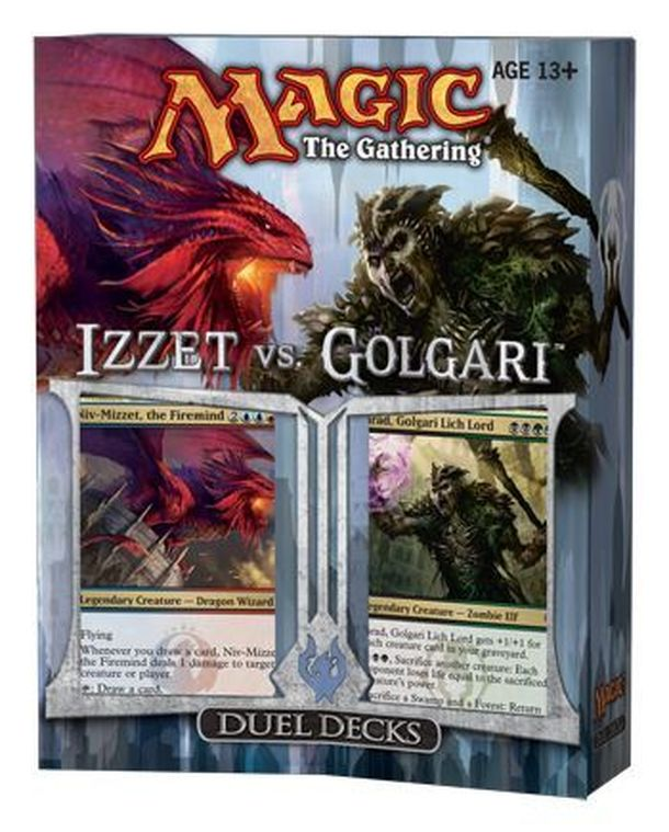 Magic: The Gathering – Duel Decks: Izzet vs. Golgari
