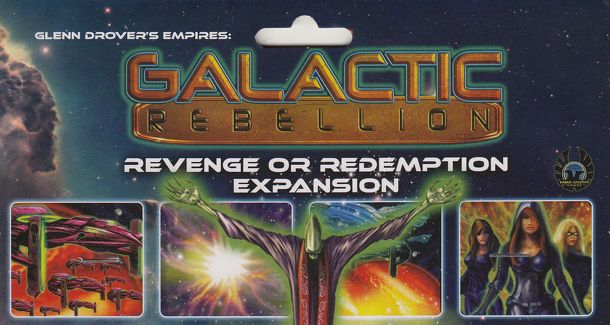 Empires: Galactic Rebellion Revenge or Redemption Expansion