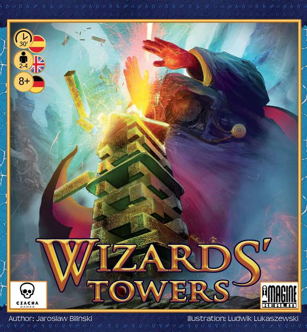 Mage's Towers
