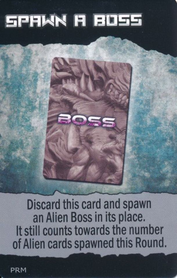Project: ELITE – Spawn a Boss Promo Card