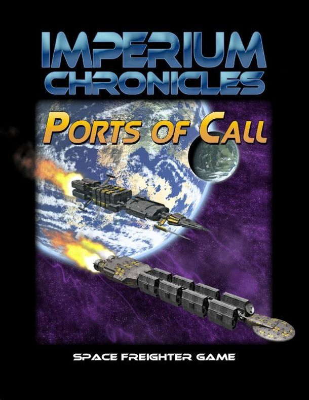 Imperium Chronicles: Ports of Call