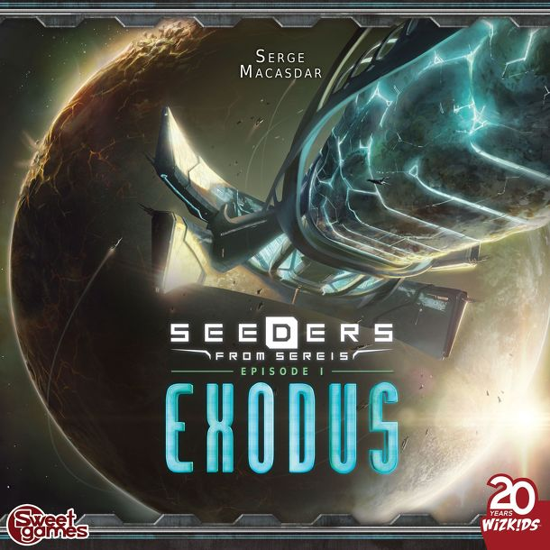 Seeders, Series 1: Exodus
