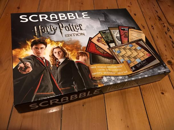 Scrabble: Harry Potter Edition