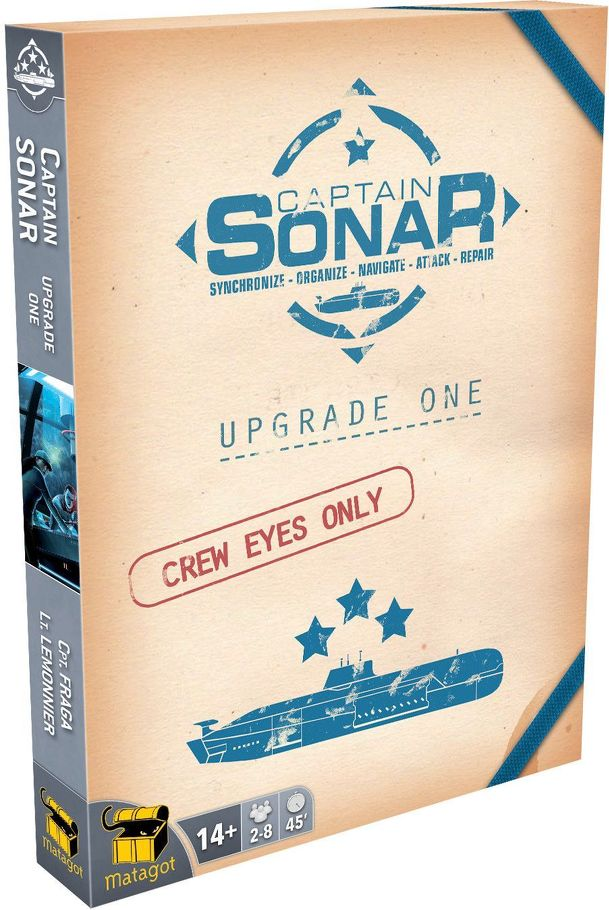 Captain Sonar: Upgrade 1