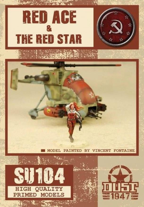 Dust Tactics: Red Ace & Red Star