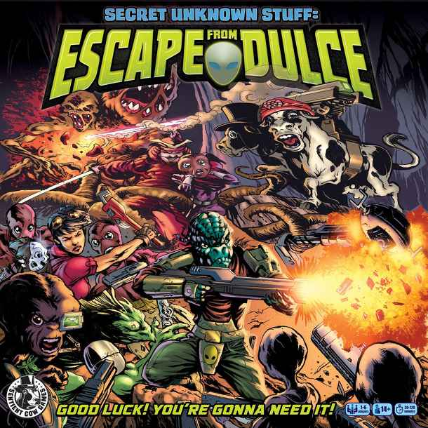 Secret Unknown Stuff: Escape from Dulce