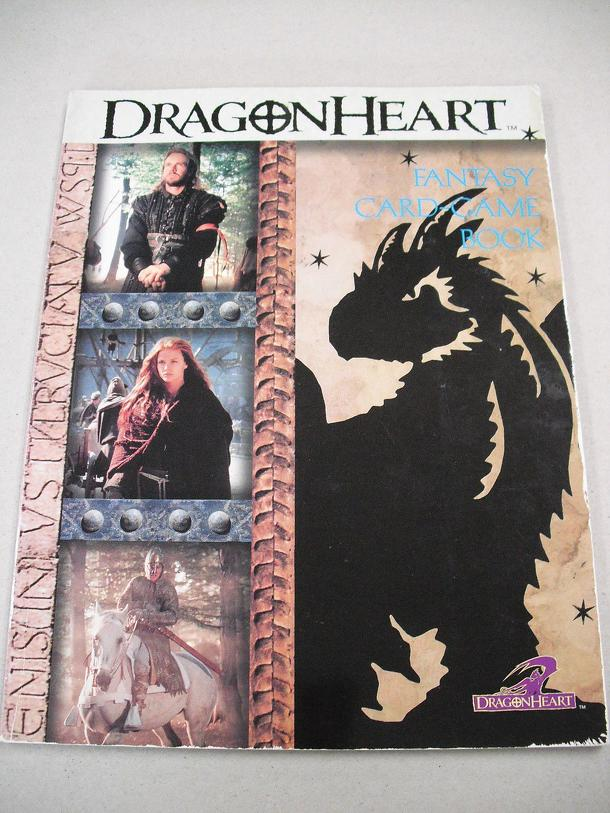 Dragoneart Fantasy-Card Game Book