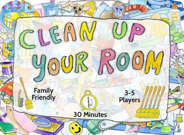 Clean Up Your Room!