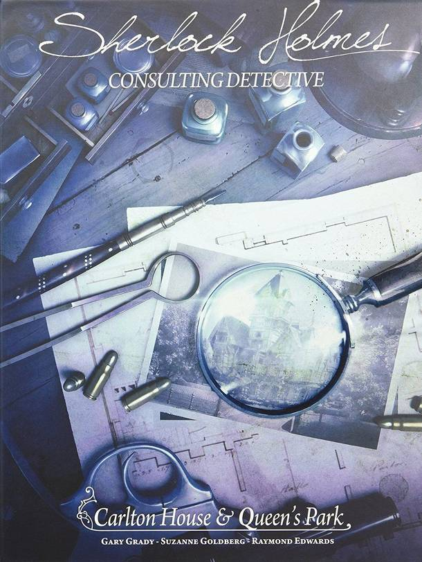 Sherlock Holmes: Consulting Detective – Carlton House & Queen's Park