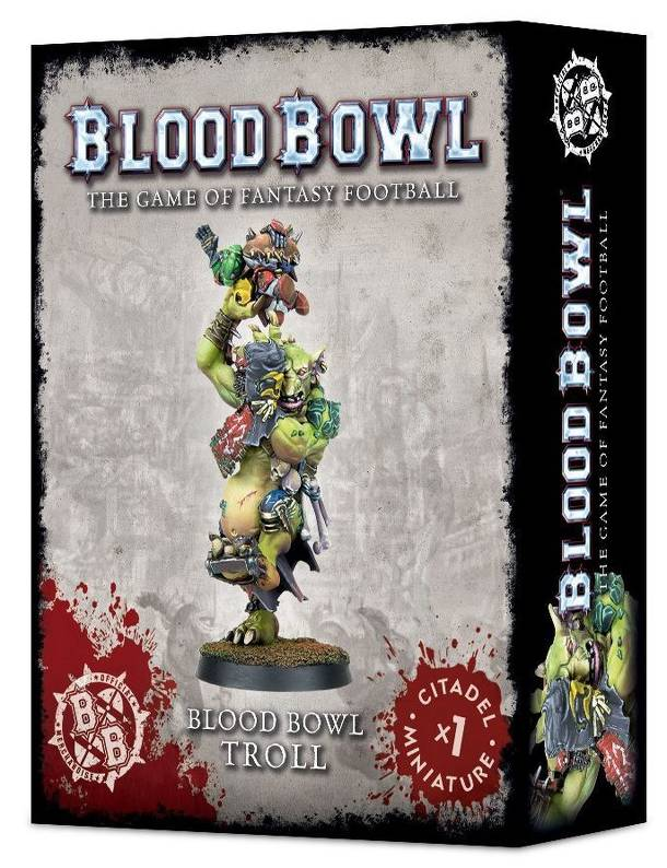 Blood Bowl (2016 edition): Troll