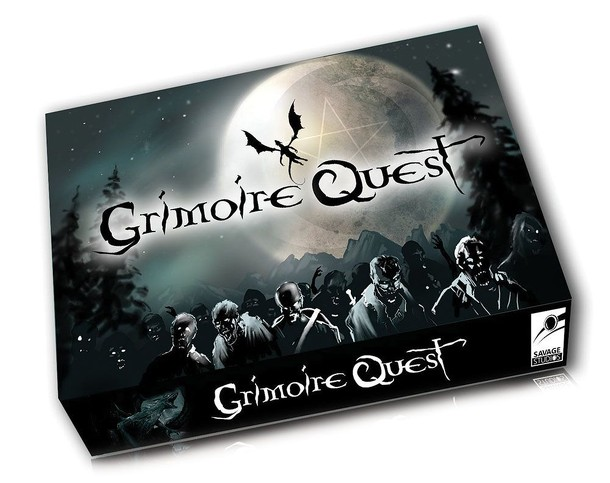Grimoire Quest