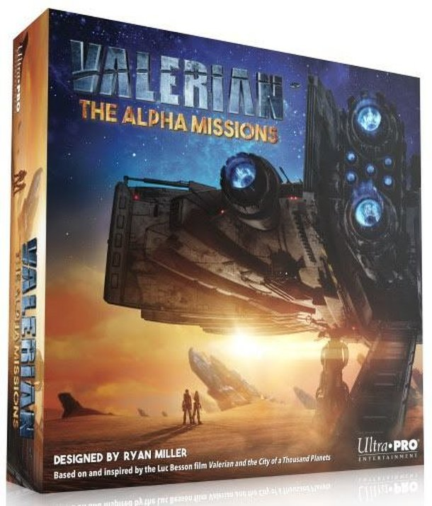 Valerian: The Alpha Missions