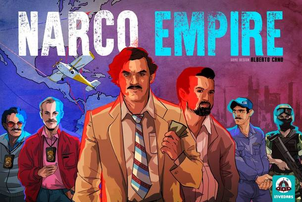 NARCOS: Build your Empire