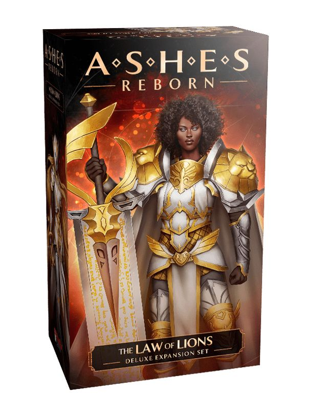 Ashes: The Laws of Lions