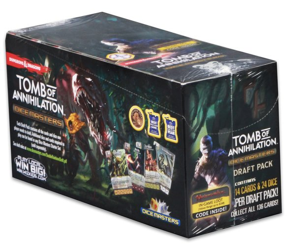 Dungeons & Dragons Dice Masters: Tomb of Annihilation