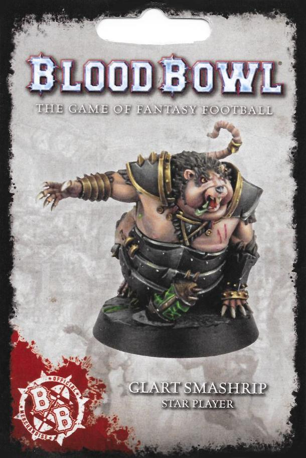 Blood Bowl (2016 edition): Glart Smashrip