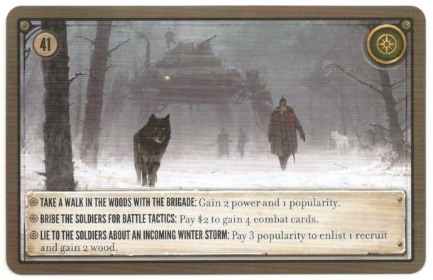 Scythe: Promo Encounter Card #41