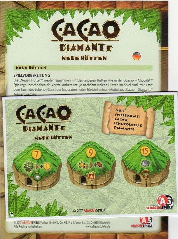 Cacao Brettspiel