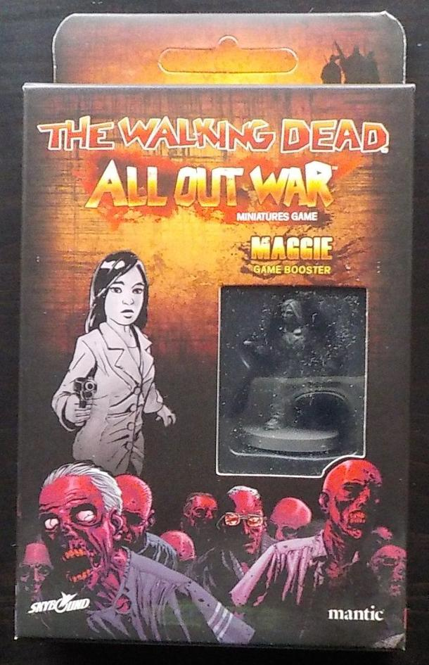 The Walking Dead: All Out War – Maggie Booster