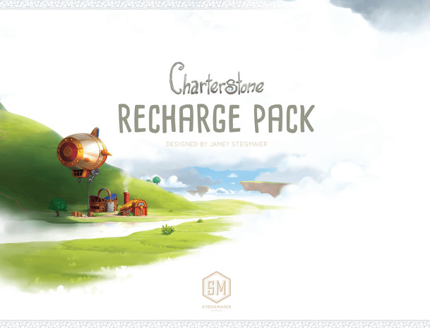 Charterstone Recharge Pack társasjáték kiegészítő - Magyarország ... 7aa6921846