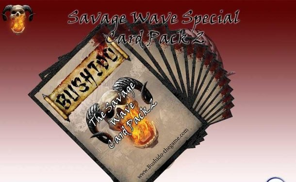 Bushido: Savage Wave Special Card Pack 2