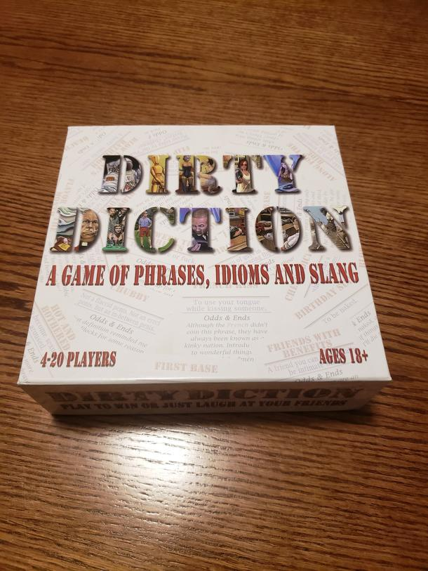 Dirty Diction