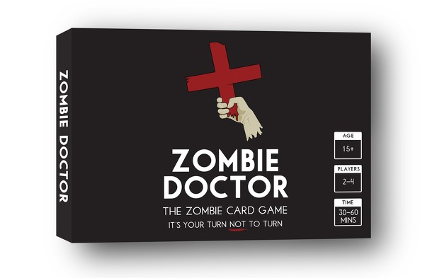 Zombie Doctor: The Zombie Card Game